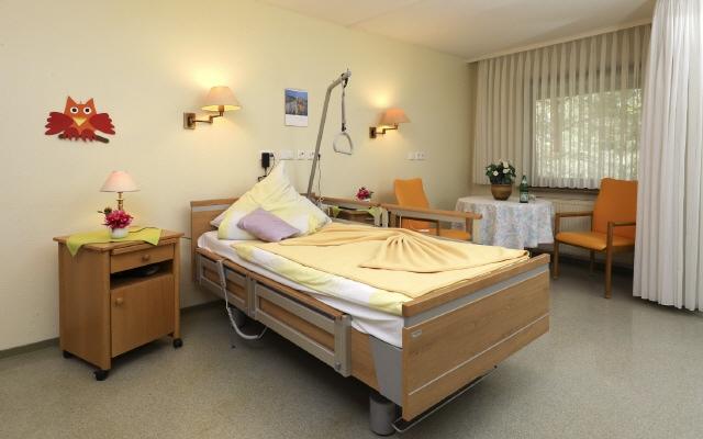 sonnenhof atrium senioren und pflegeheim. Black Bedroom Furniture Sets. Home Design Ideas
